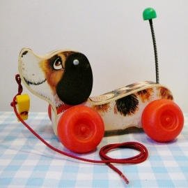 Vintage Fisher Price Snoopy