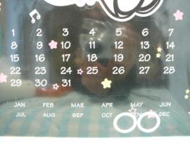 Hello Kitty kalender - Sanrio 2005