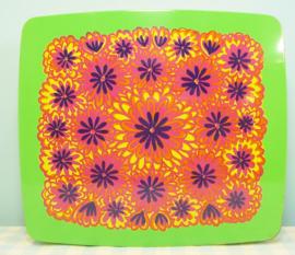 Vintage Anita Wangel retro blik - jaren 70 design