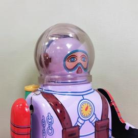 Blikken speelgoed Robot - Tin Toy Benthic Robot