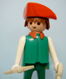 Vintage Playmobil figuur piraat - 1974 /1981
