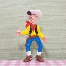 Vintage Schleich figuur Lucky Luke - Morris Dargaud 1984