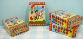 Mini speelkaarten Kermis