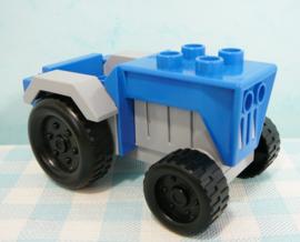 Vintage Lego Duplo tractor - Boerderij