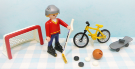 Playmobil 4948 Multisport figuur - Playmobil sport