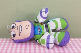 Pixar Toy Story Buzz Lightyear figuur knuffeltje 18 cm