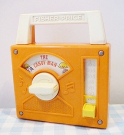Vintage Fisher Price Candy Man