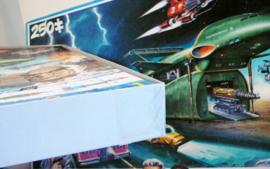 Vintage Thunderbirds puzzel - King 1993