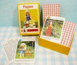 Poppen kwartetspel Raaf jaren 60