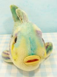 Vintage Steiff vis Flossy - 28 cm