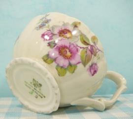 Melkkannetje gebloemd Pools - Milk jug Poland