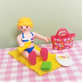 Playmobil Special 4695 strand figuur - Playmobil vakantie