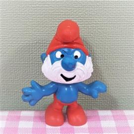 Vintage Smurf Grote Smurf  -  Peyo W. Germany