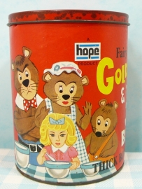 Oud puzzeltje Goudlokje - Goldilocks & the 3 Bears Hope Jigsaw