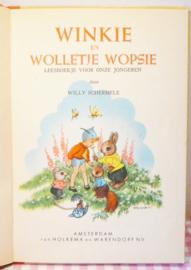 Winkie en Wolletje Wopsie