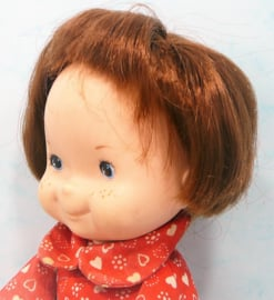 Fisher Price pop Lap sitter doll Audrey no. 203 - 1974