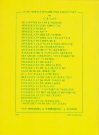 Pinkeltje in Madurodam - Dick Laan