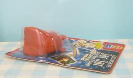 Vintage Star Wars Jar Jar Binks Sticky Tong figuur Smiths Pepsi