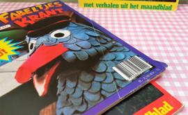 De Fabeltjeskrant Super boeken - set 3