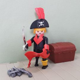 Vintage Playmobil 3385  piraten - 1978/80