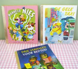 Gouden Boekjes - Drie verschillende