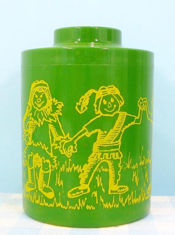 Omo potje groen - jaren 70