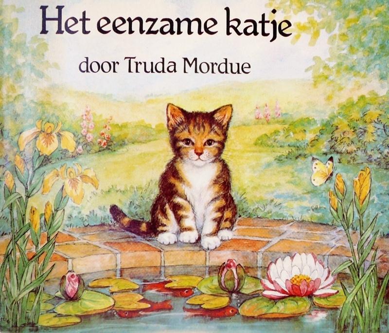 Het eenzame katje - Truda Mordue