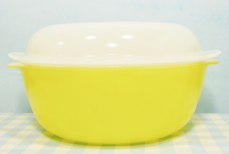 Arcopal France ovenschaal geel pastel 20 cm