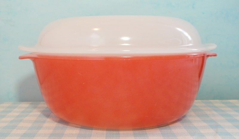 Arcopal France ovenschaal peach/oranje pastel 20 cm