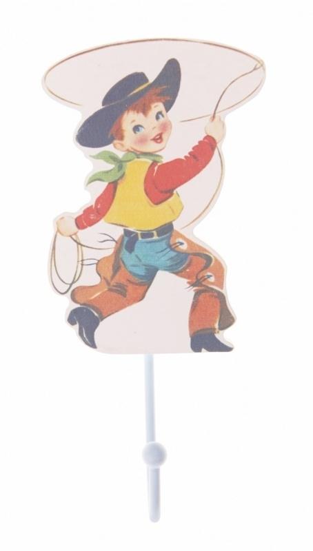Haakje `Billy de Cowboy` - Hook boys