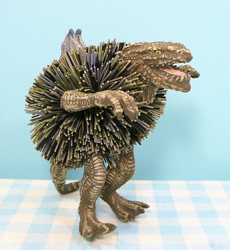 Godzilla Koosh ball - Oddzon 1998