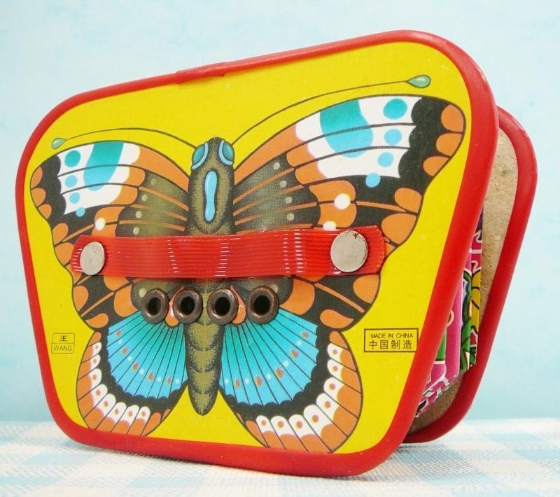 Harmonica `Vlinder` muziekinstrument