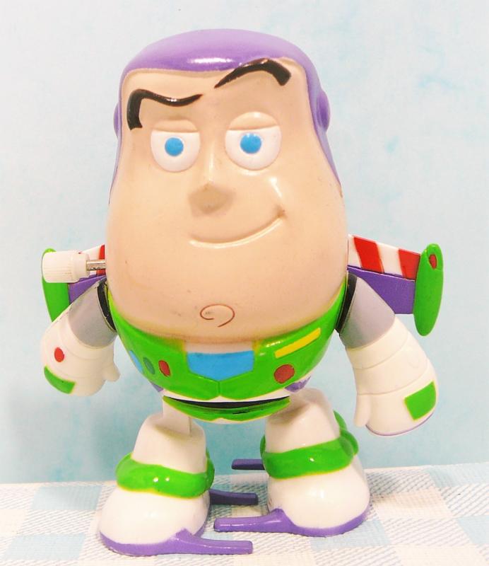 Toy Story Buzz Lightyear opwind figuurtje