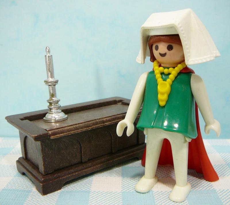 Vintage Playmobil set 3376 kasteel ridders - 1979/1980