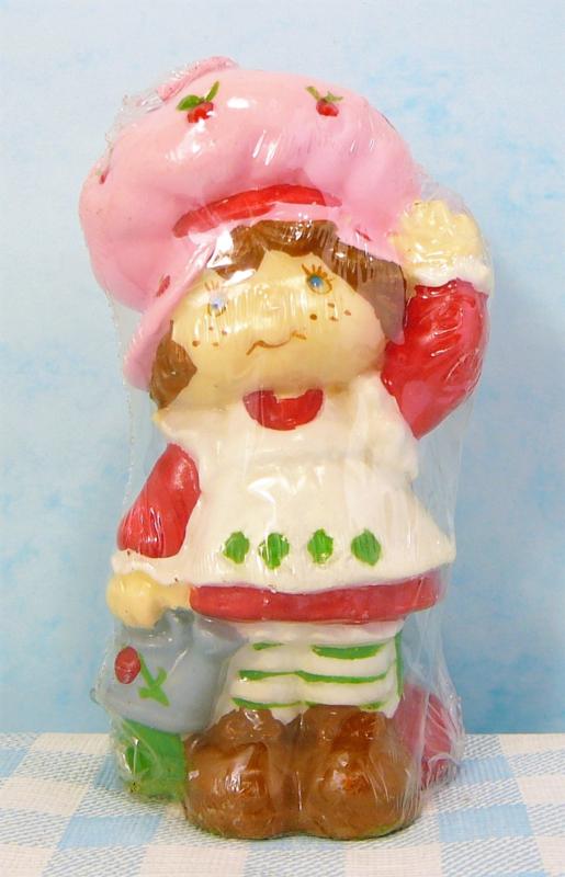 Strawberry Shortcake kaars