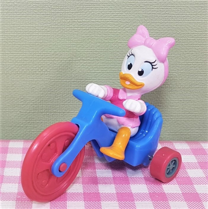 Vintage Duck Tales Lissy figuur McDonald's 1986