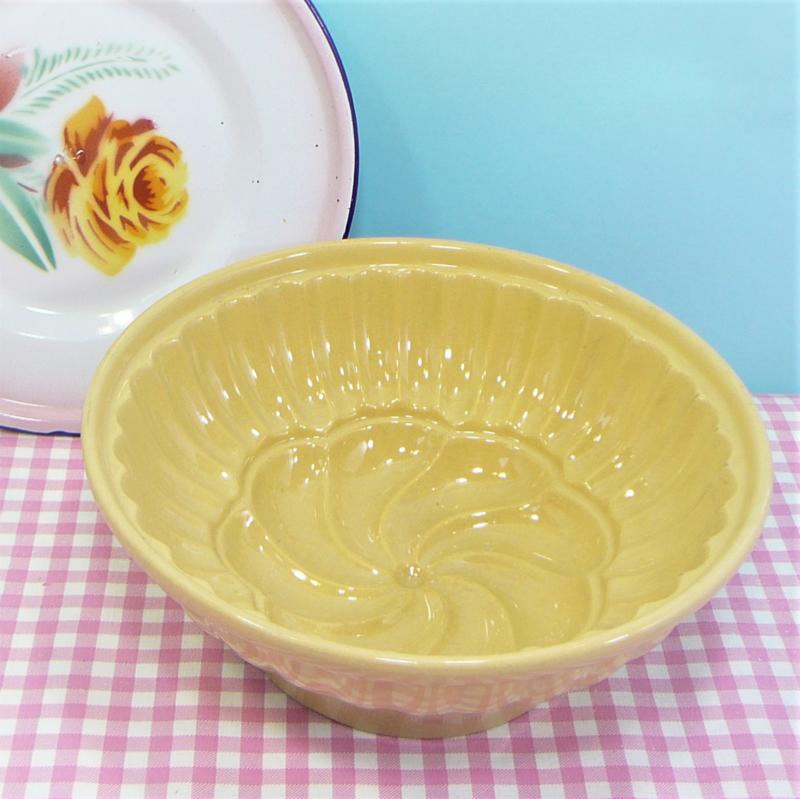 Brocante puddingvorm -   22 cm
