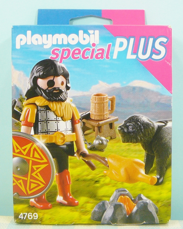 Playmobil special plus 4769 Ridder / Viking  - Playmobil ridders