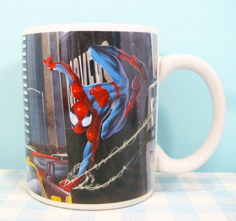 Spider-Man beker - Marvel 2005