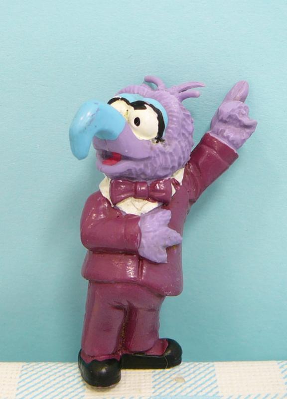 Jim Henson figuur Gonzo - Schleich 1974/78