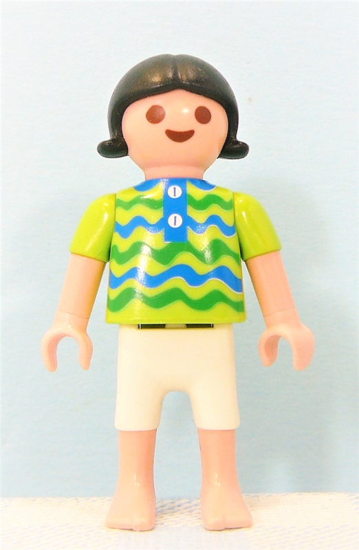 Playmobil 3205 meisje - Playmobil zwembad