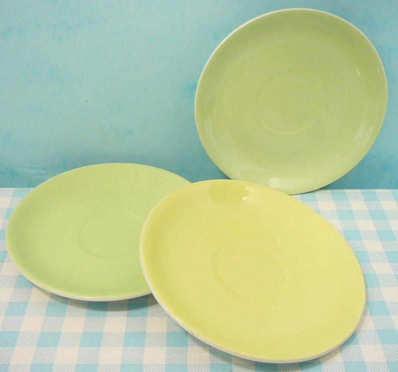 Moulin des Loups France - set pastel schotels