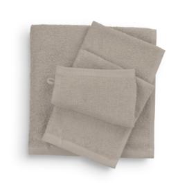 Handdoek IDS taupe 6 stuks