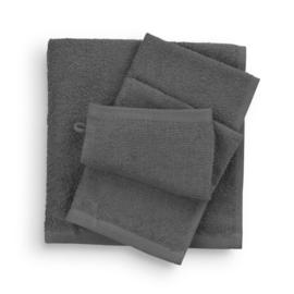 Handdoek IDS antraciet 6 stuks