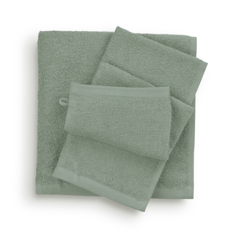 Handdoek IDS jade 6 stuks