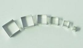 Vierkant kleiuitsteker - set van 6 stuks