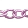 Polyester ketting Kleur Lavendel Poly28-TH