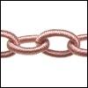 Polyester ketting Kleur Mauve Poly27-TH