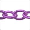 Polyester ketting Kleur Light Purple POLY54-TH