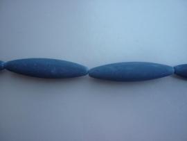 Lava pigment parel donkerblauw 5 cm (ZA88609et)
